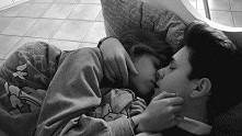 #para #zakochani #zakochańce #cute #blackandwhite #love #miłość #przytulas #h...