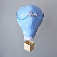 Balonik - dekoracja do pokoju dziecięcego :)