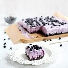 Sernik Blueberry Milkshake