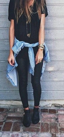 Black&jeans
