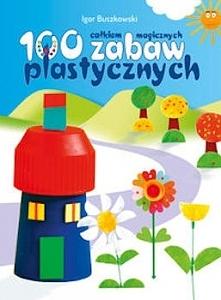 Książka jest zbiorem 100 pomysłów na to, jak przy pomocy rzeczy, które znajdą się w każdym domu można stworzyć coś, co może zainspirować do wielogodzinnych zabaw. Prace plastycz...
