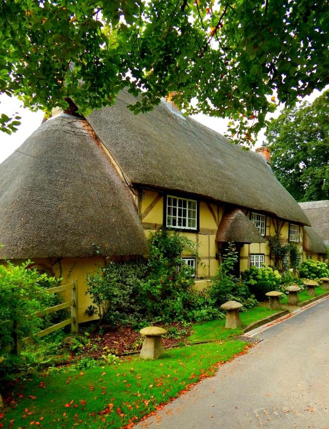 Wherwell, Anglia