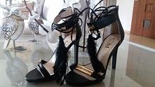 Sandałki-obcas 10cm Rozmiar...