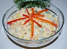 sałatka serowa