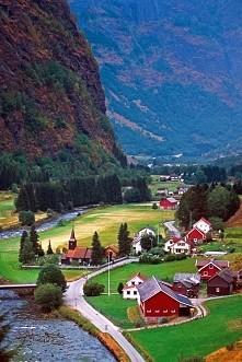 Flam, Norwegia