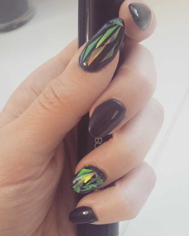 glass nails :)