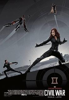 Civil war - Black Widow