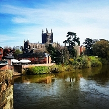 Hereford Cathedral UK