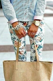 podobają mi się te spodnie ale czy bym je założyła to nie wiem