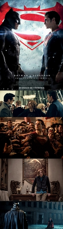 Batman v Superman: Świt sprawiedliwości / Batman v Superman: Dawn of Justice ...