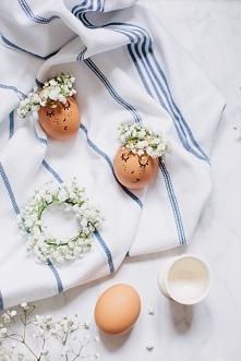 zdobienie jajek wielkanocnych
