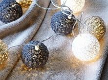 Cotton balls.