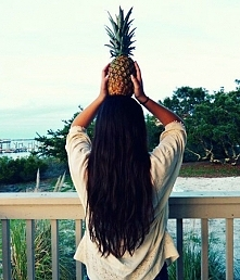 """""""Be a pineapple: stand tall, wear a crown and be sweet on the inside"""""""