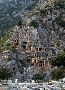Lycia, Turcja