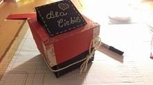 moje pierwsze pudełeczko :D