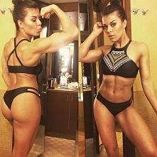 Natalia Gacka. Bardzo lubie jej programy treningowe:)