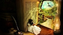 witajcie! Szukam pomysłów i inspiracji na opowiadanie fantasy :) o czym chcie...