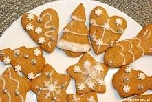 Prosty przepis na świąteczne pierniczki