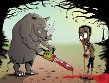 Szokujące ilustracje pokazujące, co by było, gdyby światem rządziły zwierzęta...
