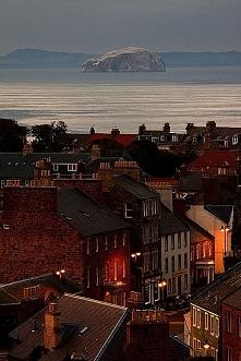 Dunbar, Szkocja, Anglia
