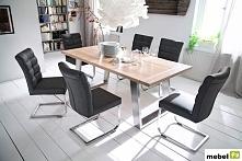 Stół dębowy AMALIA Q