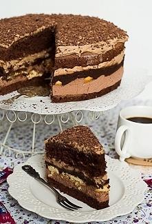 Ciasto kukułka Składniki- b...