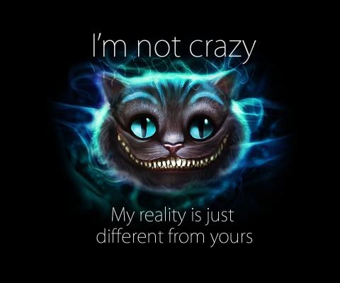 Kot Z Cheshire Na Cytaty Zszywkapl