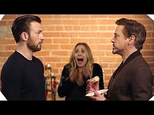 CAPTAIN AMERICA Civil War - LAST DONUT FIGHT - Tv SPOT - świetne. ♥