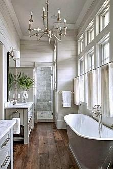 Amerykańska łazienka, łazienka w amerykańskim domu - jak wygląda master bathroom, jak taką łazienkę zaprojektować, jak amerykańską łazienkę urządzić? Zapraszam na bloga po mnóst...