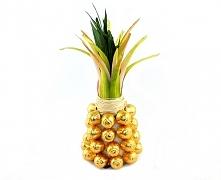 Wyjątkowy ananas z wiśni w ...