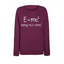 Bluza damska E=mc2 w promoc...