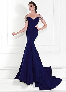 Amazing Evening Dresses with Beadings and Rhinestones