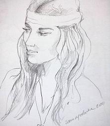 Szkicowe wspominki 2011r. Zapraszam do siebie na instagram i fb tam więcej o mnie i moich pracach! Klik z zdjęcie . CHcesz zamówić portret zapraszam na priv.