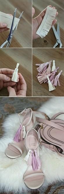 Pomysł na udoskonalenie nudnych butów