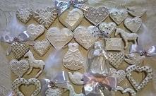 Słodki Bukiet z pierniczków na komunię dla dziewczynki.