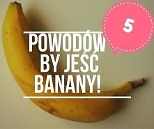 dlaczego banany sa takie zdrowe? :) odpowiedz po kliknieciu w zdjecie