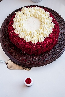 Red Velvet Cake! fcebook: My Sweet Diary