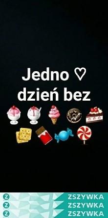 #zero#słodyczy