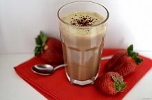 Kawowy budyń jaglany  Składniki:  kasza jaglana 1 szklanka mleko roślinne 4 szklanki cukier/ksylitol/dowolny syrop 3-4 łyżki kawa rozpuszczalna (można też użyć zbożowej) 2-4 łyż...