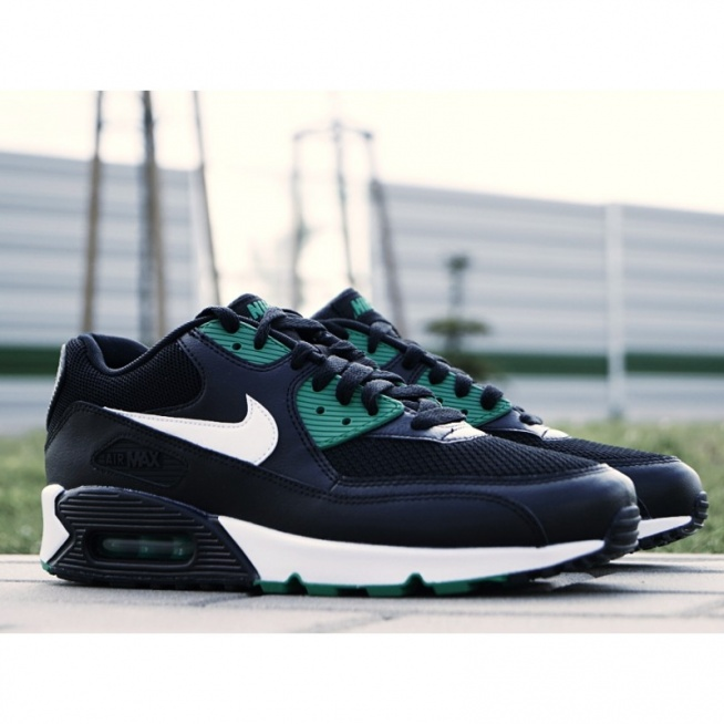 NIKE AIR MAX 90 LEATHER 537384-054