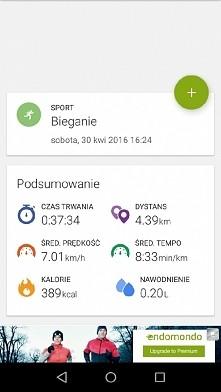 Od dziś zaczynam biegać ;) ...