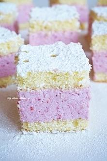Ekspresowe ciasto truskawko...
