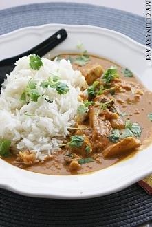 Łatwy kurczak po indyjsku - przepis po kliknięciu w zdjęcie :)