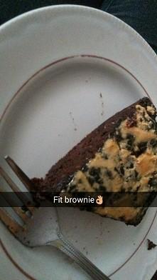 fasolowe brownie :) Pycha!!!