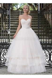 Sincerity Bridal Wedding Dresses Style 3890