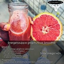Zdrowo i smacznie :) GREJFRUT- są bogatym źródłem witamin C  wzmacniają odpor...