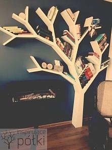 Półka jak drzewo 210x210cm ...