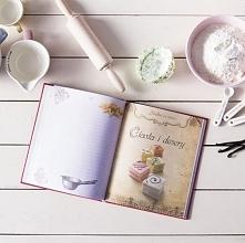 Przepiśnik / Domowy notatnik kulinarny z praktycznymi poradami