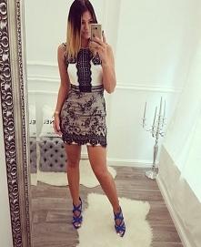 sukienka Tiffany  czy posiada ktoś taką ? i może wydać opinie ? zamówiłam ją ...