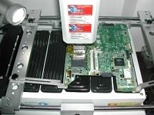 montaż układów BGA i SMD